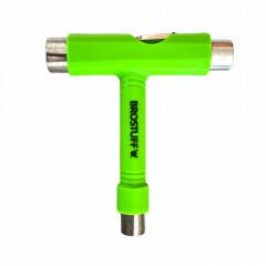 Ключ BRO STUFF Т-образный зелёный